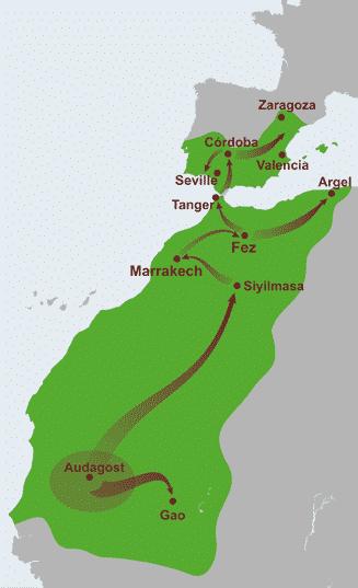 Imperio Almoravide