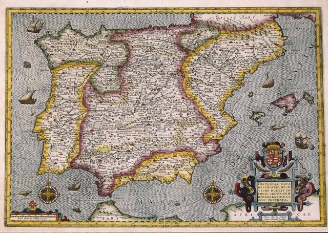 cinco reinos historicos de españa