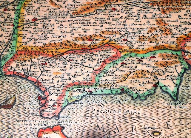 1633 reino de granada