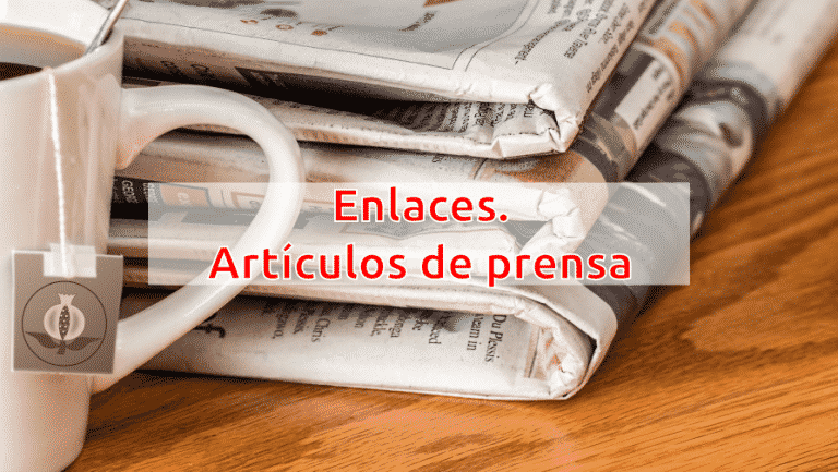 blog enlaces de prensa