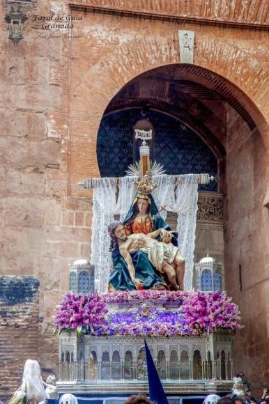 santa maria de la alhambra