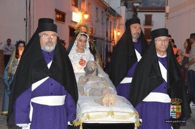 Procesion_santo_entierro_cristo_yacente_marias_padul