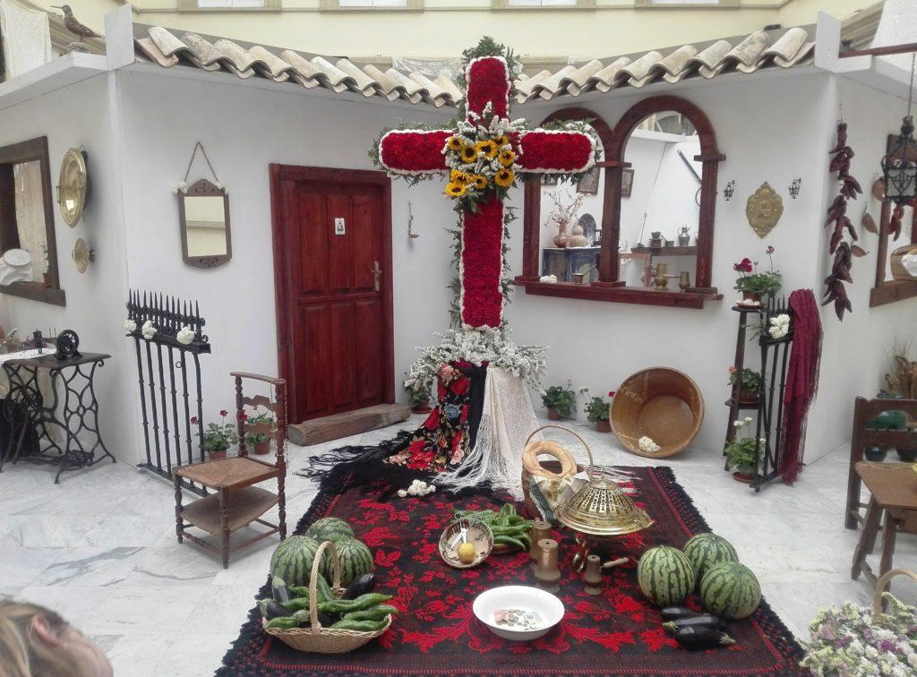 cruz diputacion almeria