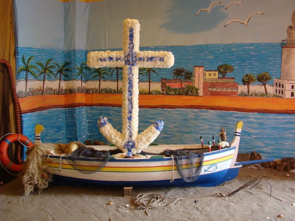 cruz mayo palo malaga