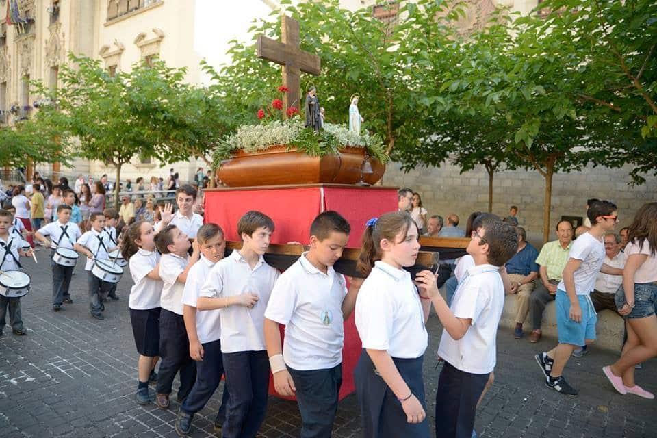 procesiones infantiles jaen