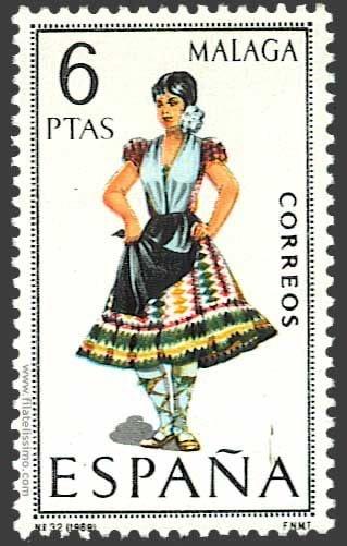 traje femenino malaga