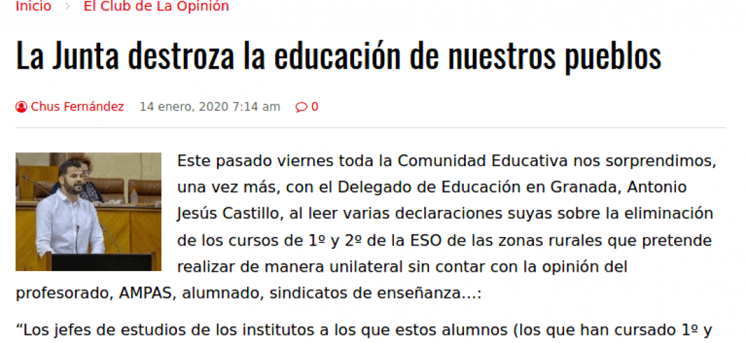 junta destroza educacion-min